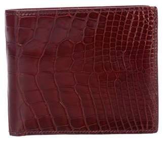 Hermes 2017 Alligator MC2 Copernic Wallet