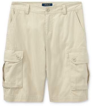 Ralph Lauren Cotton Twill Cargo Short
