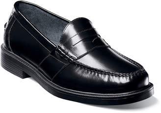 Nunn Bush Lincoln Mens Moc Toe Dress Penny Loafers