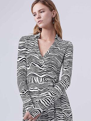 New Jeanne Two Wrap Dress $398 thestylecure.com