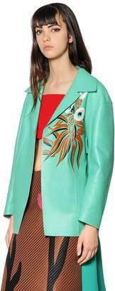 Marni Double Face Nappa Leather Jacket