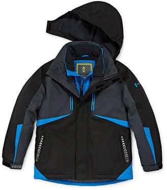 Free Country Boys Heavyweight Ski Jacket-Big Kid