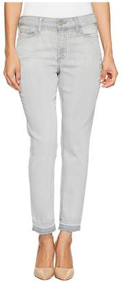 NYDJ Petite Petite Alina Ankle with Released Hem in Reims Women's Casual Pants