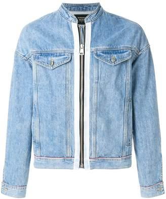 Represent Selvedge denim jacket