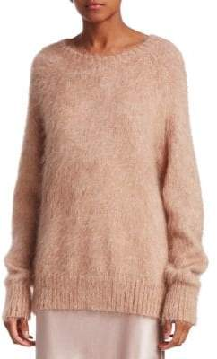 Alexander Wang Mohair-Blend Sweater