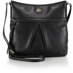 Tory Burch Tory Burch Pebbled Leather Swingpack Crossbody Bag