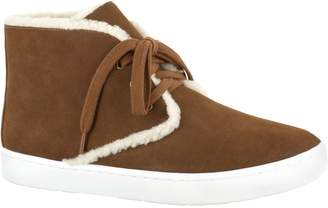 Bella Vita Lace Up Sport Booties - Gazelle II