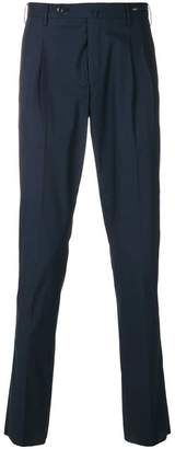 Pt01 straight preppy trousers