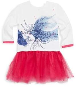 Catimini Baby's, Toddler's& Little Girl's Tulle-Skirt Dress