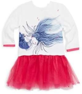 Catimini Baby's, Toddler's& Little Girl's Tulle-Skirt Dress