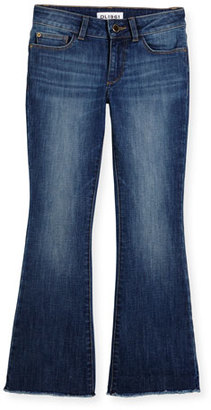 DL1961 Premium Denim Isabel Faded Flare Jeans, Cozy, Size 7-16 $69 thestylecure.com