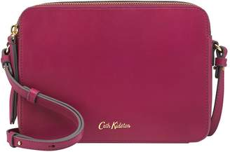 Cath Kidston Leather Cross Body Bag