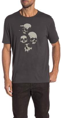 John Varvatos Skulls Graphic Tee