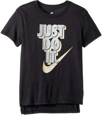 Nike Sportswear Just Do It T-Shirt Girl's T Shirt