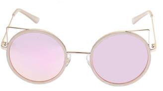 Arizona Full Frame Cat Eye UV Protection Sunglasses-Womens