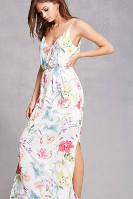 FOREVER 21+ Pretty by Rory Maxi Dress $68 thestylecure.com