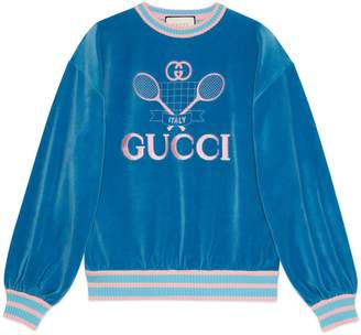 Gucci Sweatshirt with Tennis