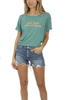 Mother Oversized Goodie Goodie Tee