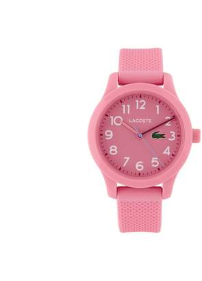 Lacoste Kids Lacoste.12.12 Pink Silicon Strap