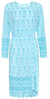 Melissa Odabash Cecilia eyelet lace dress