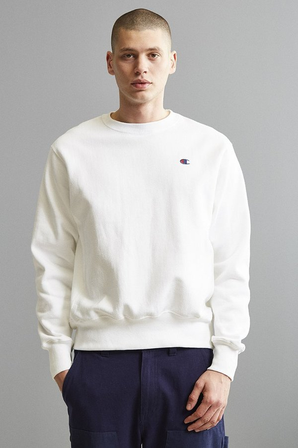 Champion Reverse Weave Fleece Crew Neck Sweatshirt