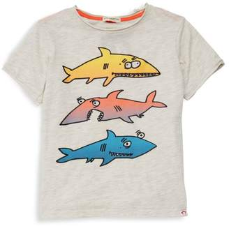 Appaman Little Boy's & Boy's Shark Graphic Tee