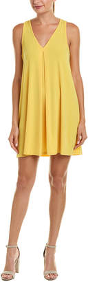 BCBGeneration Pleated Shift Dress