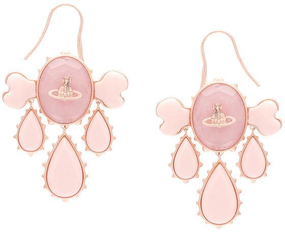Vivienne WestwoodVivienne Westwood Violet earrings