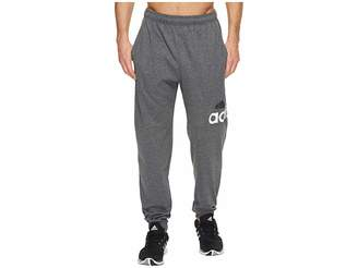 adidas Essentials Logo Tapered Single Jersey Pants Men's Casual Pants