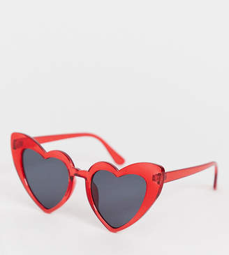 f1124a9770 Red Heart Sunglasses - ShopStyle UK