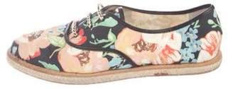 Loeffler Randall Floral Espadrille Sneakers