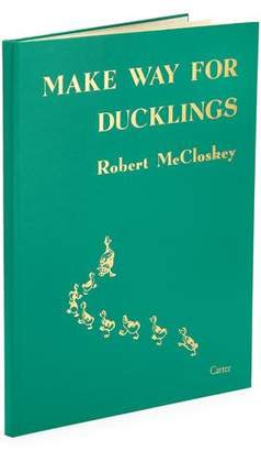 "Graphic Image Personalized ""Make Way For Ducklings"" Children's Book by Robert McCloskey"