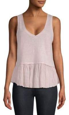 Generation Love Kelli Peplum Tank Top