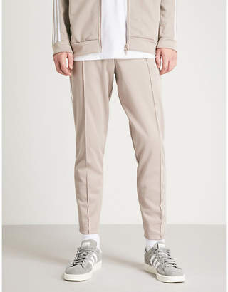 adidas Beckenbauer cotton-blend jogging bottoms