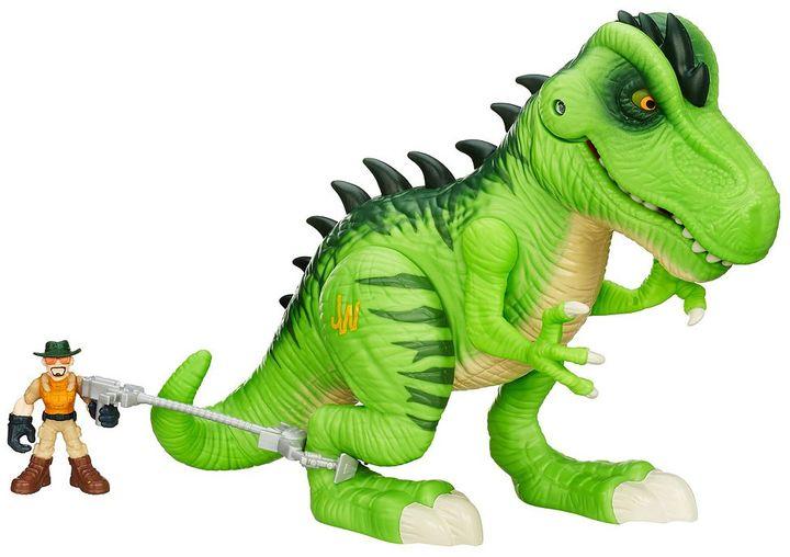Hasbro Playskool Heroes Jurassic World Tyrannosaurus Rex Set