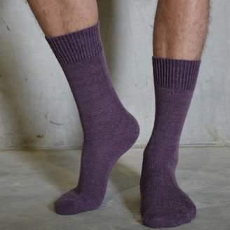 Tom Lane Unisex Alpaca Socks