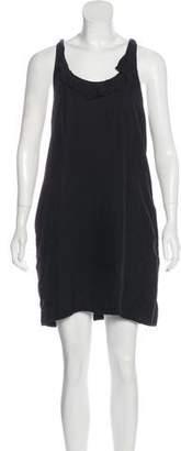 Graham & Spencer Silk Mini Dress