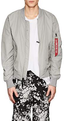 Alpha Industries Men's L-2B Reversible Bomber Jacket