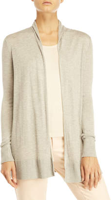 Joan Vass Shawl Collar Cardigan