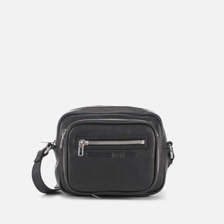 McQ Women's Loveless Cross Body Bag - Black