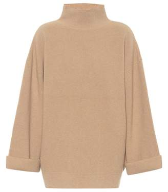 A.P.C. Wool and cashmere turtleneck sweater