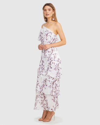 Cooper St Seychelles One Shoulder Maxi Dress