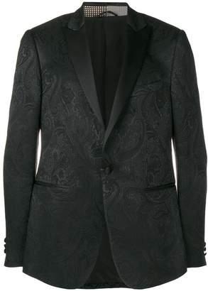 Etro jacquard dinner jacket