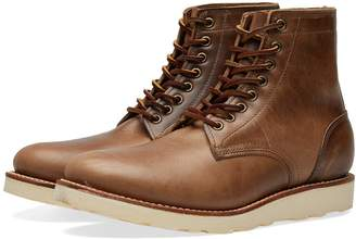 Oak Street Bootmakers Vibram Sole Trench Boot