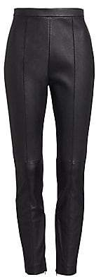 Alexander Wang Women's Leather Leggings