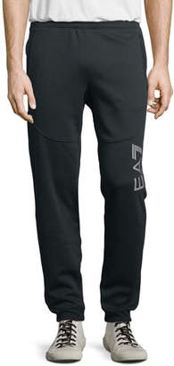Emporio Armani Men's EA7 Ventus Hookup Bottom Pants