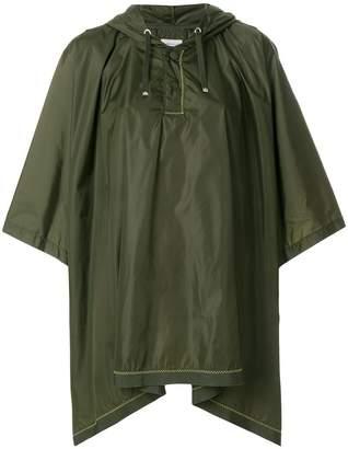 Moncler Mantelle cape coat
