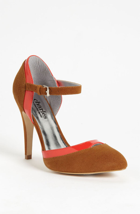 Charles by Charles David 'Cosmo' Mary Jane Pump