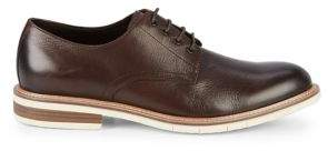 Kenneth Cole Reaction Leather Lace-Up Oxfords