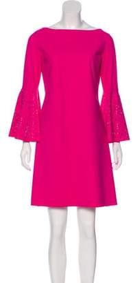 Chiara Boni Long Sleeve Mini Dress